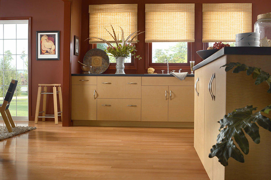 Hardwood Features Abound For Design Versatility